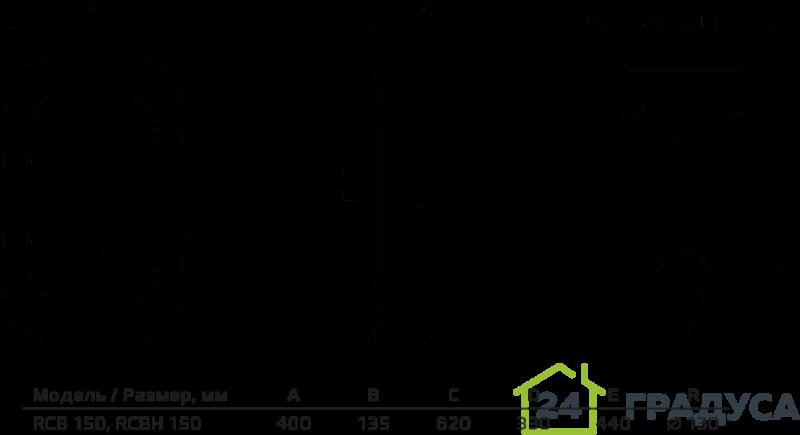Приточно-очистительный комплекс BREZZA
