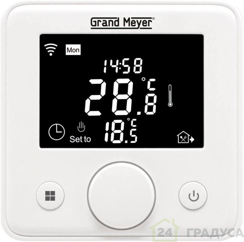 Терморегулятор GM W330 с Wi-Fi