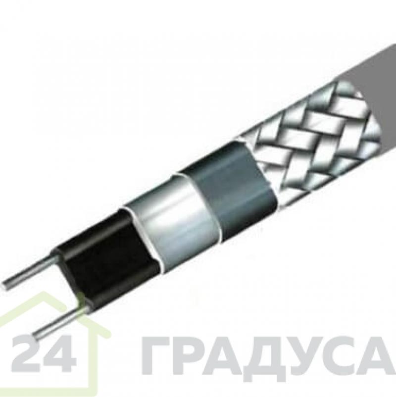 Саморегулирующийся нагревательный кабель 30Вт